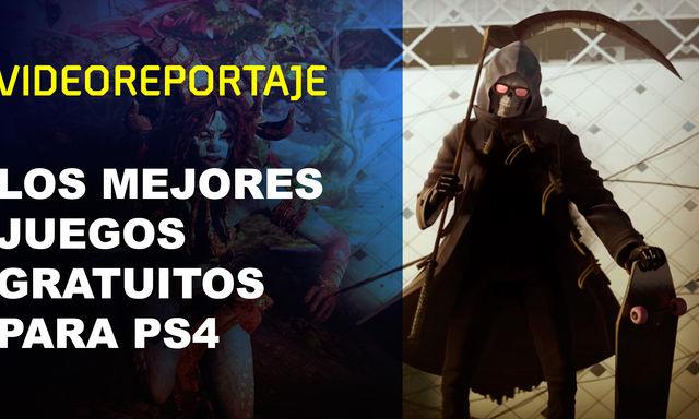 Video Vandal Tv Los Mejores Juegos Gratuitos Para Ps4